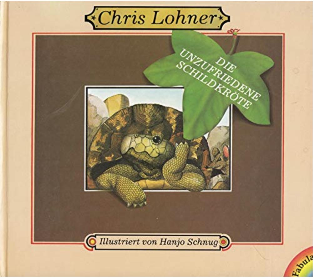 Buchcover: Die unzufriedene Schildkröte